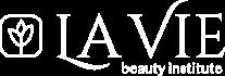 LaVie logo white